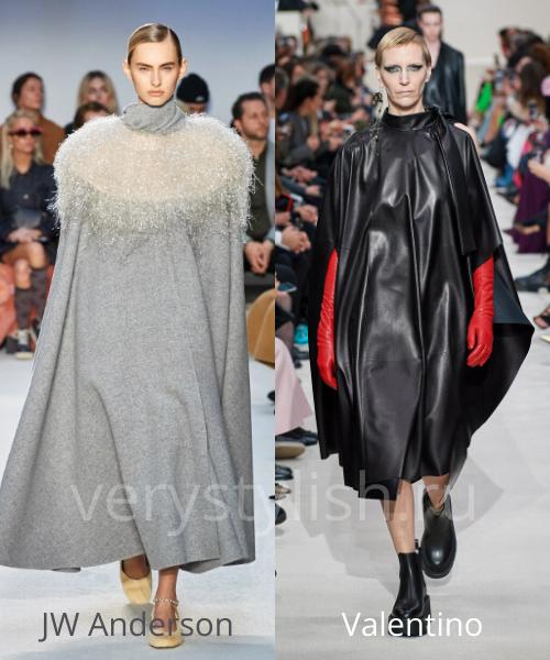 модные пальто осень-зима 2020/21 фото №59