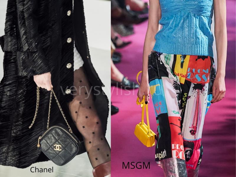 Модные сумки осень-зима 2020/21 фото №26