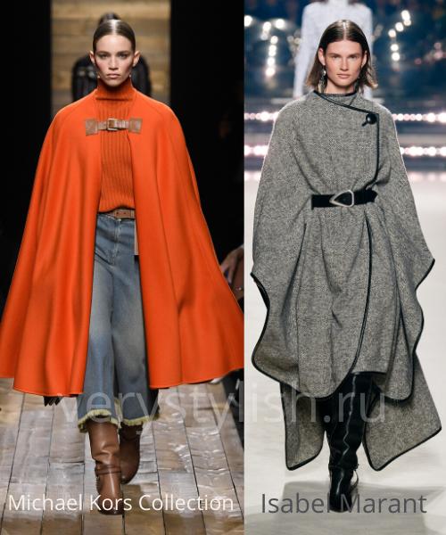 модные пальто осень-зима 2020/21 фото №62