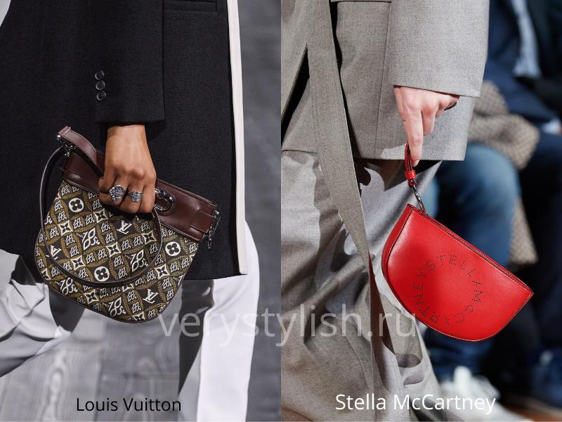 Модные сумки осень-зима 2020/21 фото №96