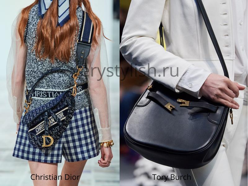 Модные сумки осень-зима 2020/21 фото №127