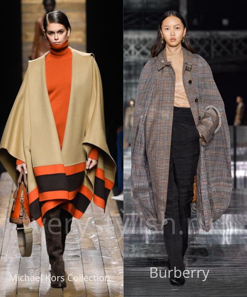 модные пальто осень-зима 2020/21 фото №63
