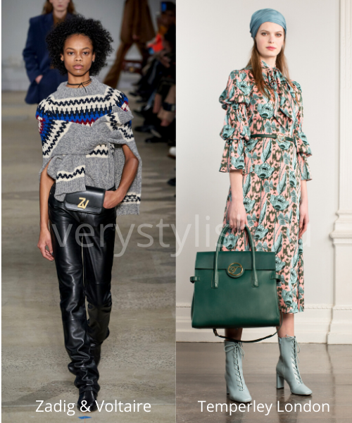 Модные сумки осень-зима 2020/21 фото №94