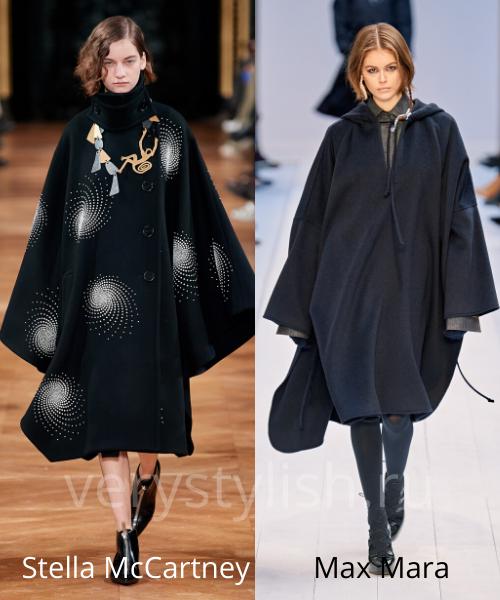 модные пальто осень-зима 2020/21 фото №64