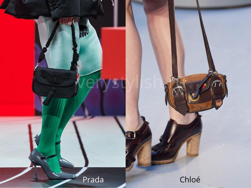 Модные сумки осень-зима 2020/21 фото №72