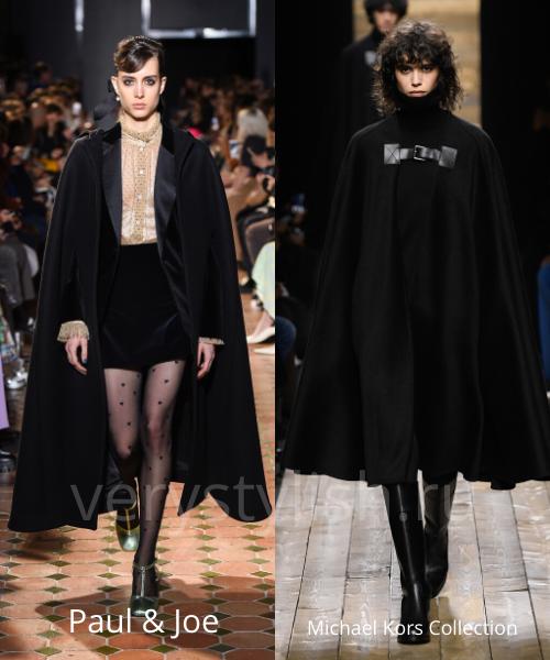 модные пальто осень-зима 2020/21 фото №65