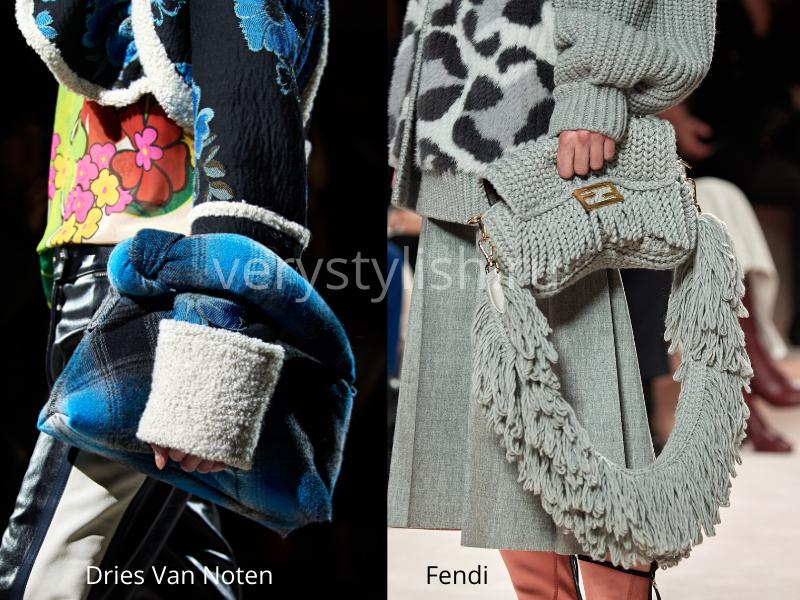 Модные сумки осень-зима 2020/21 фото №74