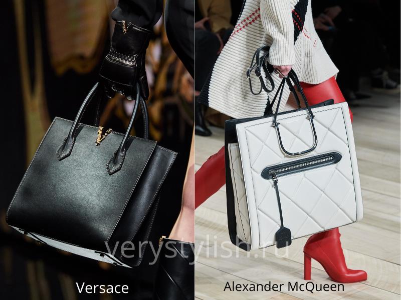 Модные сумки осень-зима 2020/21 фото №11