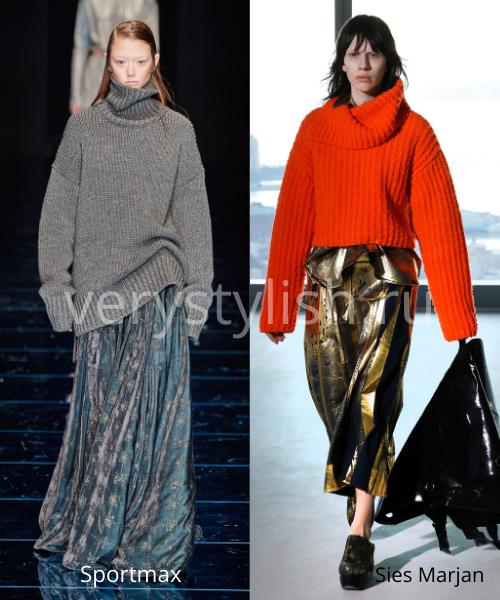 Модные свитеры осень-зима 2020/21 фото №20