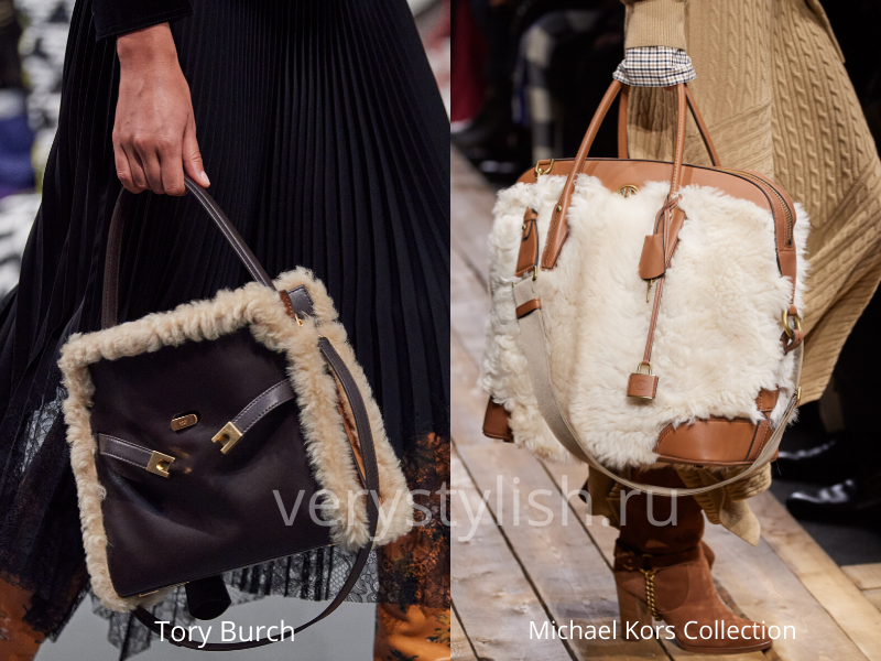 Модные сумки осень-зима 2020/21 фото №90