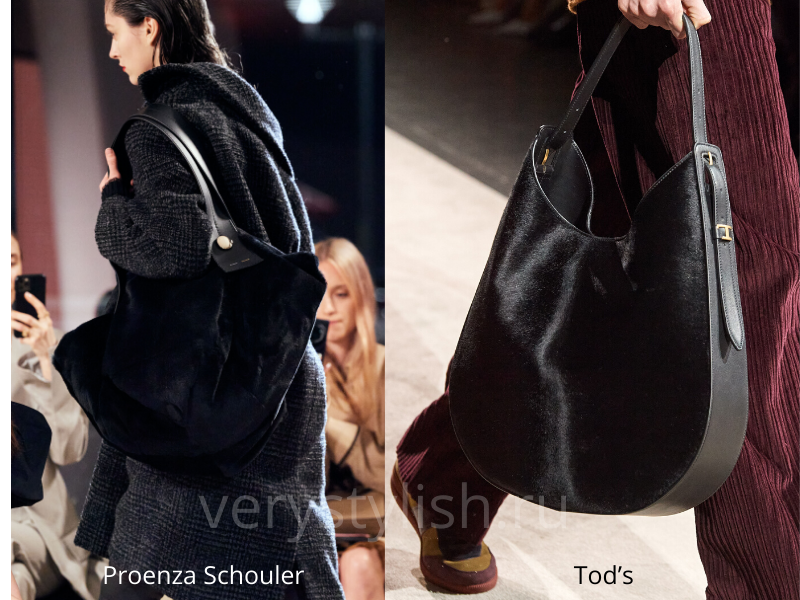 Модные сумки осень-зима 2020/21 фото №92