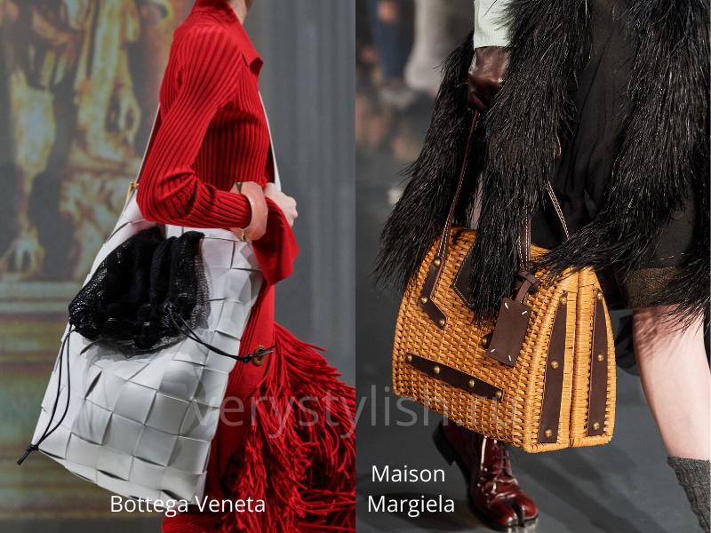 Модные сумки осень-зима 2020/21 фото №103