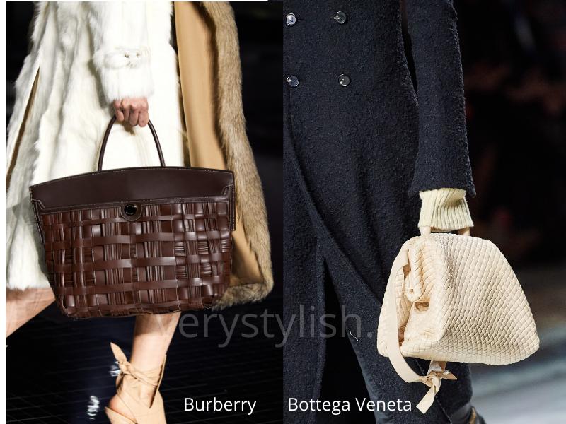 Модные сумки осень-зима 2020/21 фото №104