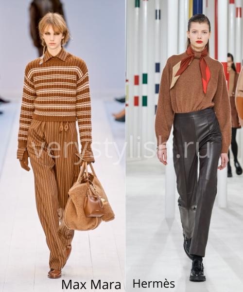 Модные свитеры осень-зима 2020/21 фото №47