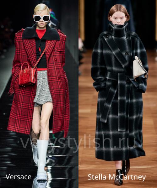 модные пальто осень-зима 2020/21 фото №94