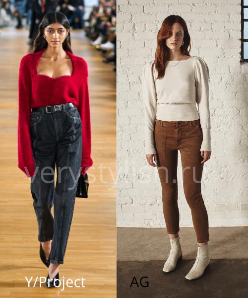 Модные свитеры осень-зима 2020/21 фото №27
