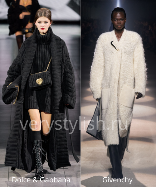 модные пальто осень-зима 2020/21 фото №114
