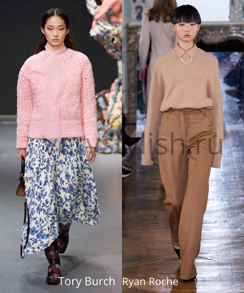 Модные свитеры осень-зима 2020/21 фото №28