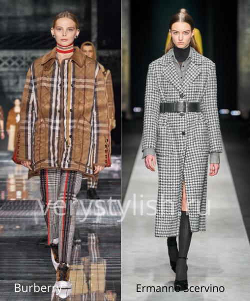 модные пальто осень-зима 2020/21 фото №84
