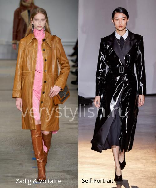 модные пальто осень-зима 2020/21 фото №108
