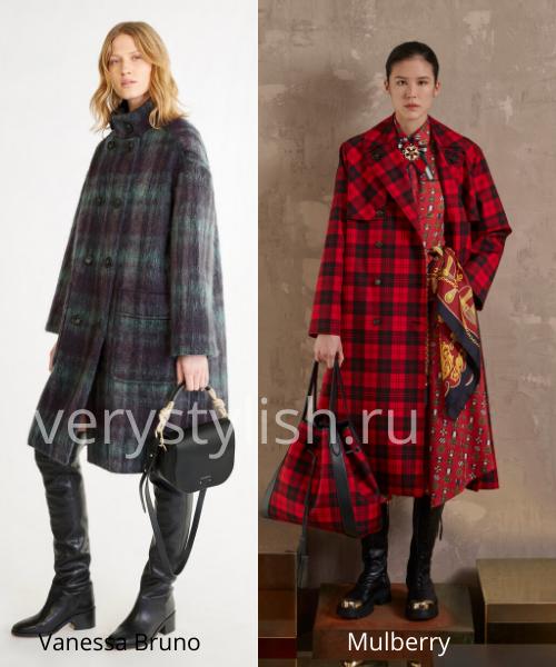 модные пальто осень-зима 2020/21 фото №86