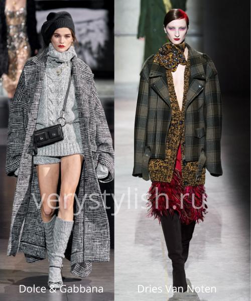 модные пальто осень-зима 2020/21 фото №87