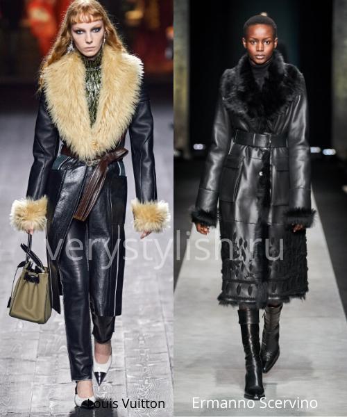 модные пальто осень-зима 2020/21 фото №110
