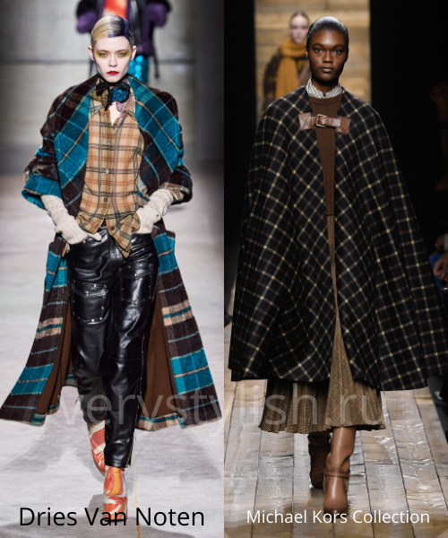 модные пальто осень-зима 2020/21 фото №95