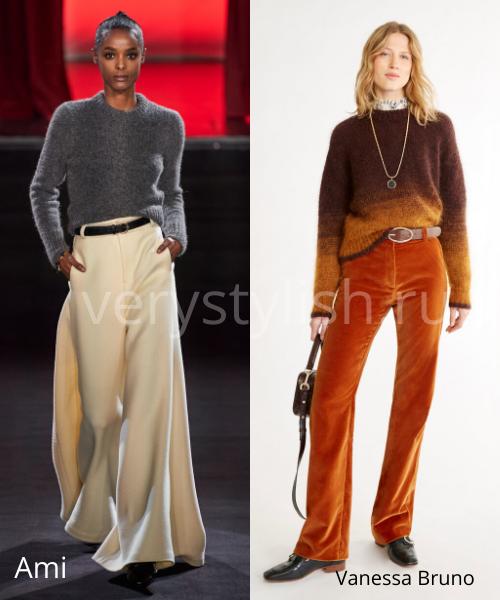 Модные свитеры осень-зима 2020/21 фото №33