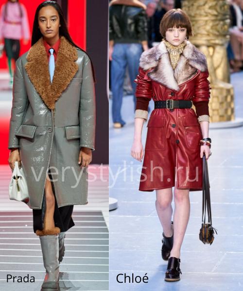 модные пальто осень-зима 2020/21 фото №76