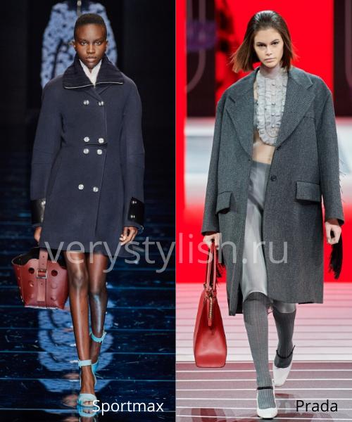 модные пальто осень-зима 2020/21 фото №72