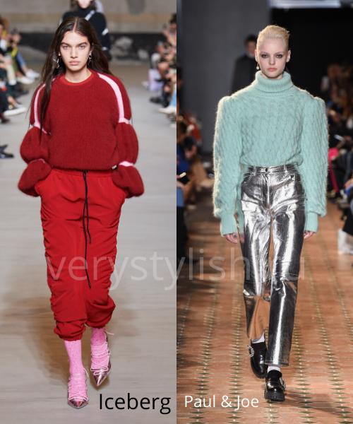 Модные свитеры осень-зима 2020/21 фото №10
