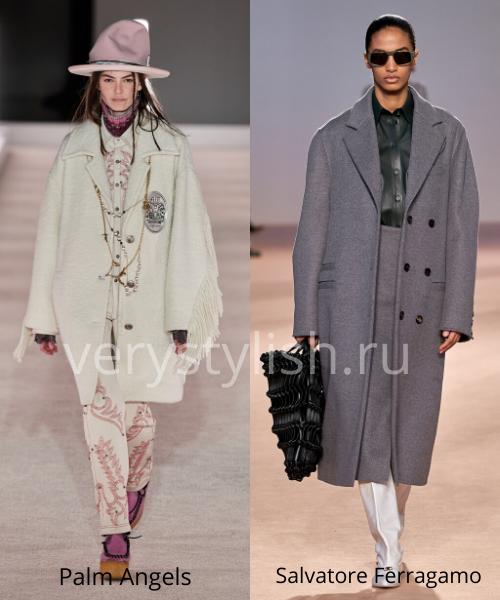 модные пальто осень-зима 2020/21 фото №74