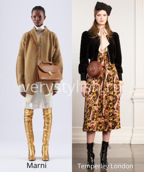 Модные сумки осень-зима 2020/21 фото №132
