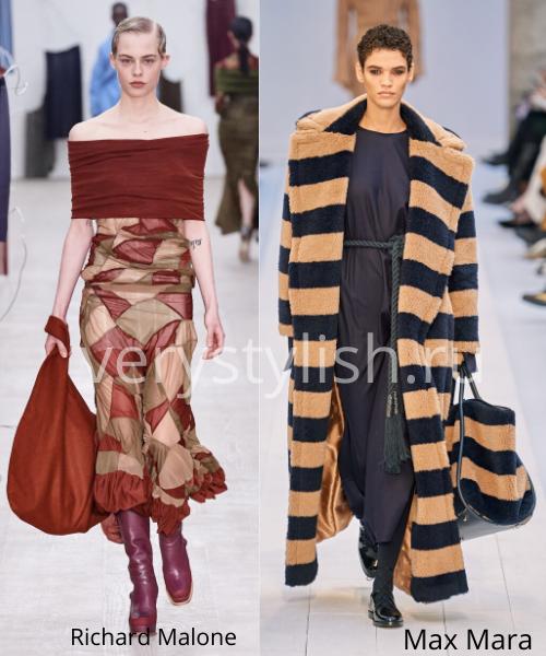 Модные сумки осень-зима 2020/21 фото №16