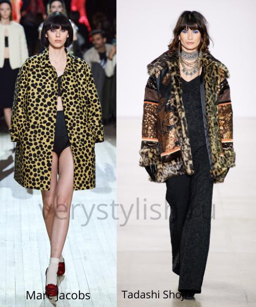 модные пальто осень-зима 2020/21 фото №79