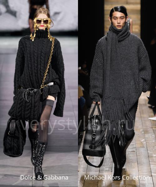 Модные свитеры осень-зима 2020/21 фото №7