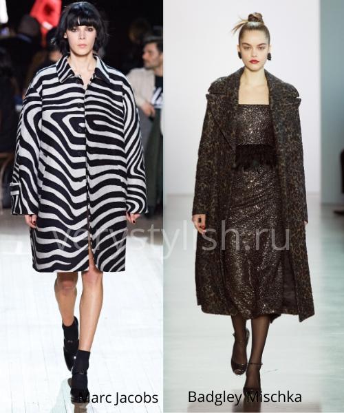 модные пальто осень-зима 2020/21 фото №81