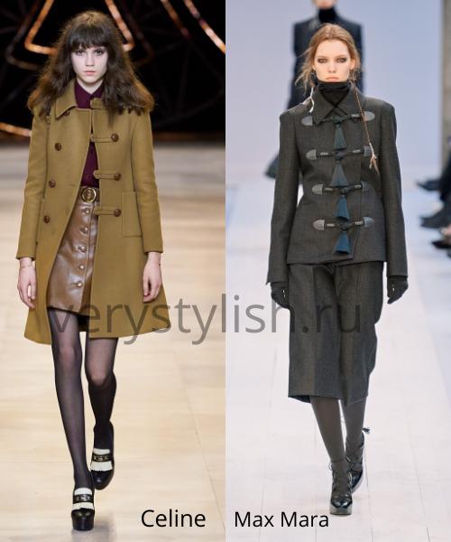 модные пальто осень-зима 2020/21 фото №39