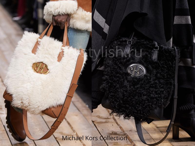 Сумки Michael Kors осень-зима 2020/21 Фото №6