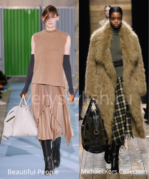 Модные сумки осень-зима 2020/21 фото №17