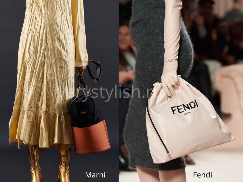 Модные сумки осень-зима 2020/21 фото №55