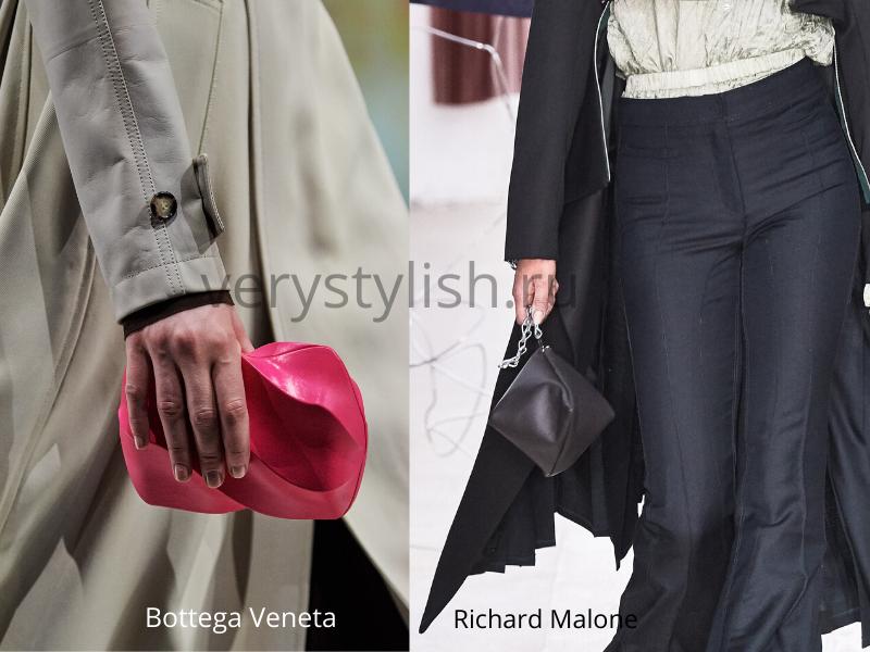 Модные сумки осень-зима 2020/21 фото №29