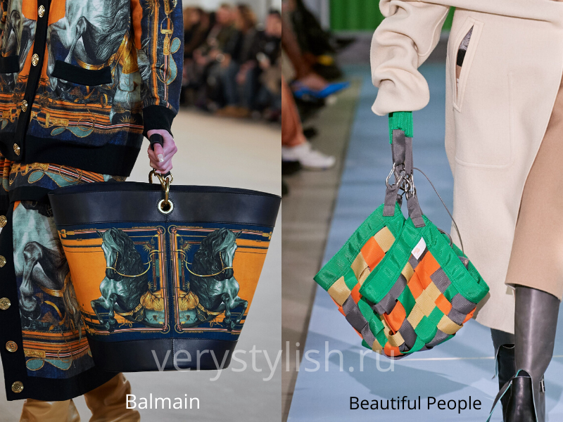Модные сумки осень-зима 2020/21 фото №13