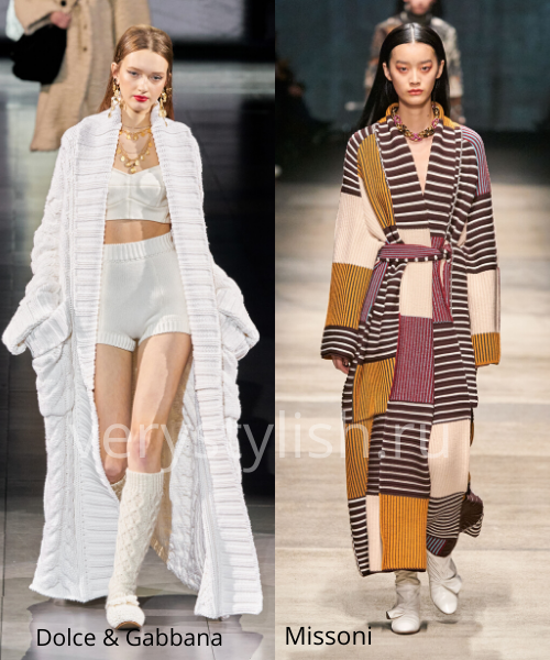модные пальто осень-зима 2020/21 фото №115