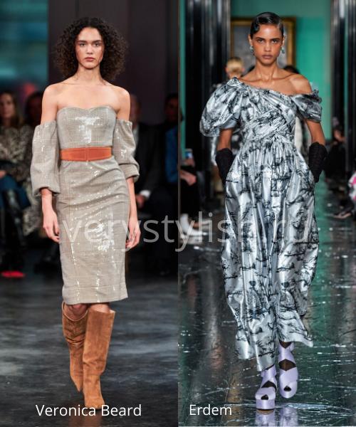 модные цвета осень-зима 2020/21 Фото №25