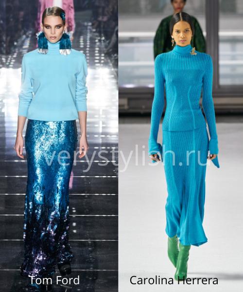 модные цвета осень-зима 2020/21 Фото №35
