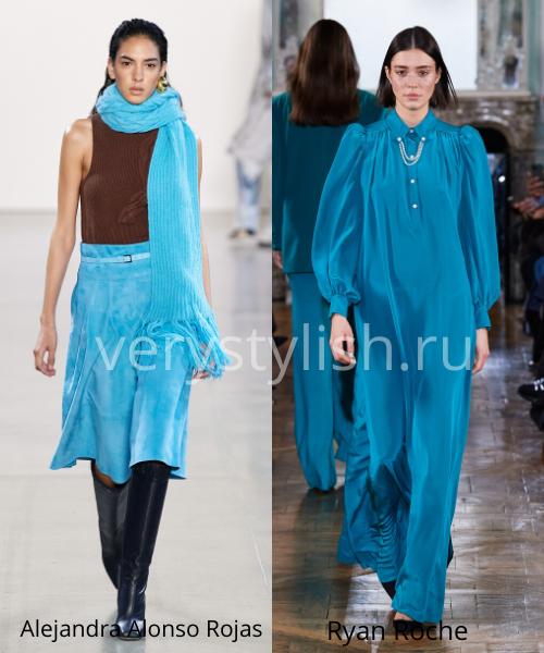 модные цвета осень-зима 2020/21 Фото №36