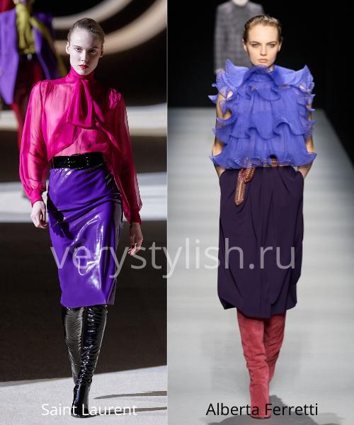 модные цвета осень-зима 2020/21 Фото №18