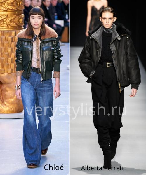 Модные куртки и пуховики осень-зима 2020/21 Фото № 5